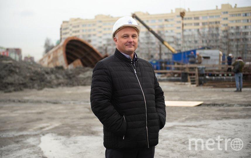 "Алексей Старков. Фото Святослав Акимов, ""Metro"""