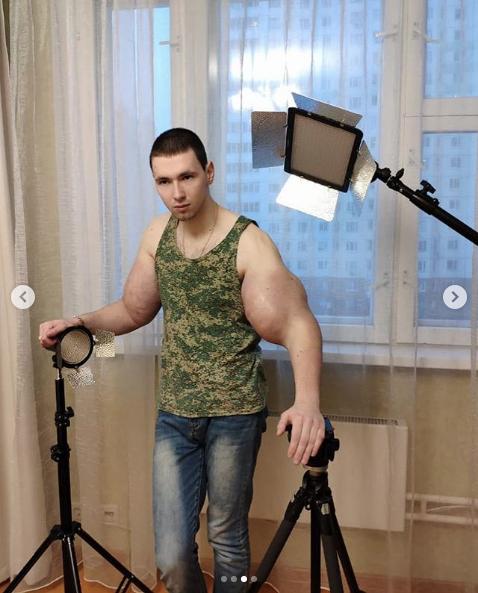 Кирилл Терёшин. Фото скриншот instagram.com/ruki_bazuki_official/.