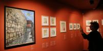 На выставке Марка Шагала в подмосковной Истре можно перенестись в другие миры