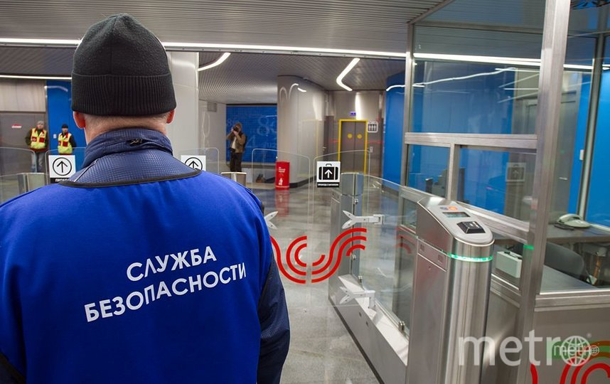 Вестибюли трёх станций метро в Москве закрыты в эти выходные. Фото Василий Кузьмичёнок