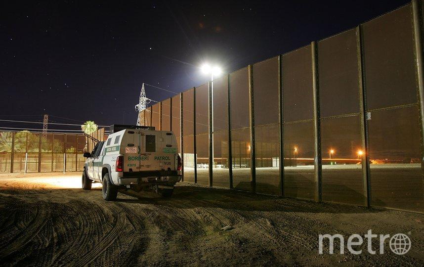 Пограничник США ранил россиянина на границе с Мексикой. Фото Getty