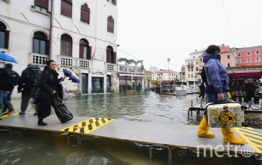 Наводнение в Венеции: 15 ноября 2019 год. Фото Getty