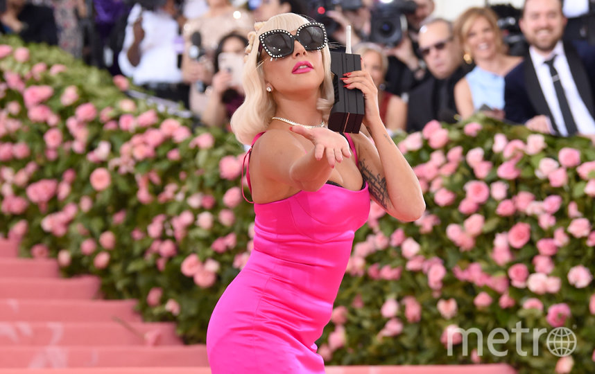 Леди Гага. Архивное фото. Фото Getty