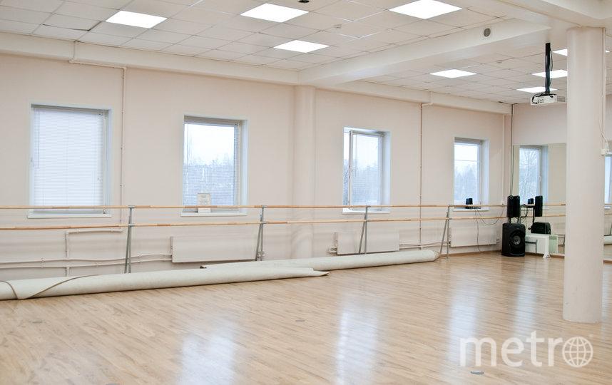 """Зал для танцев, в том числе и бальных. Фото Анна Лутченкова, """"Metro"""""""