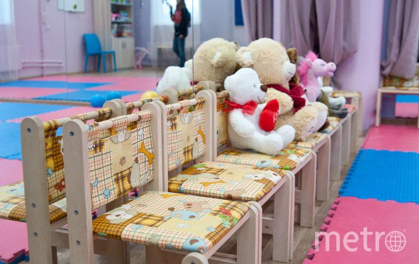 """Комната для детей. Фото Анна Лутченкова, """"Metro"""""""