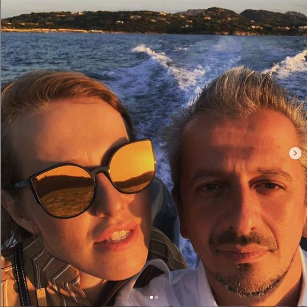 Ксения Собчак и Константин Богомолов. Фото скриншот instagram.com/konbog75/?hl=ru