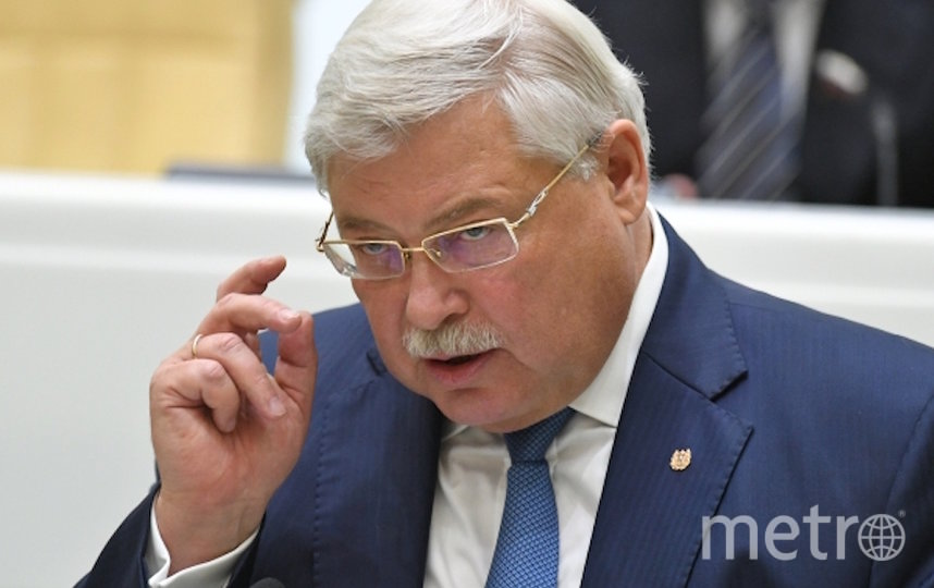 Губернатор Томской области Сергей Жвачкин. Фото РИА Новости