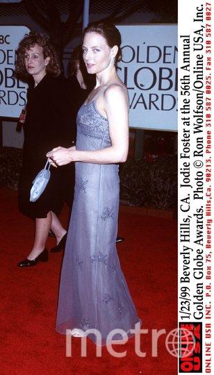 Джоди Фостер в молодости. Фото Getty