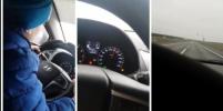 СК возбудил уголовное дело против матери, посадившей шестилетнего сына за руль на скорости 130 км/ч
