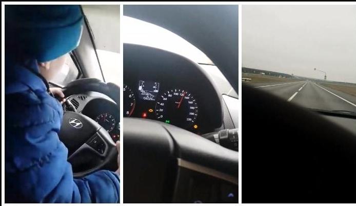 СК возбудил уголовное дело против матери, посадившей шестилетнего сына за руль на скорости 130 км/ч. Фото скриншот sledcom.ru/news/item/1411160/