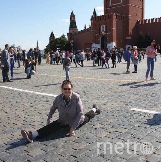 """Я тебе не бабушка, я – гимнастка"". Фото Нелли Толачева (88 лет)., ""Metro"""