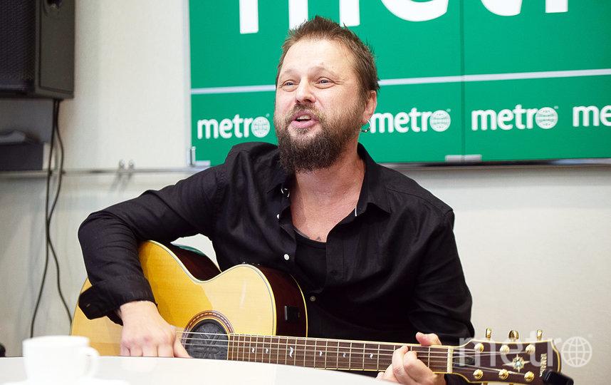 Илья Чёрт в гостях у Metro. Фото Святослав Акимов
