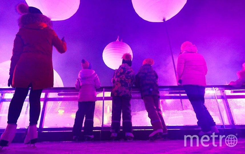 Столичные парки презентовали программу нового зимнего сезона. Зимняя инфраструктура уже готова к открытию. Архивное фото. Фото mos.ru. | Максим Денисов