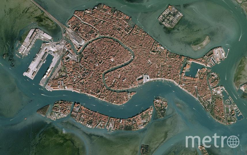 Наводнение в Венеции. Фото AFP