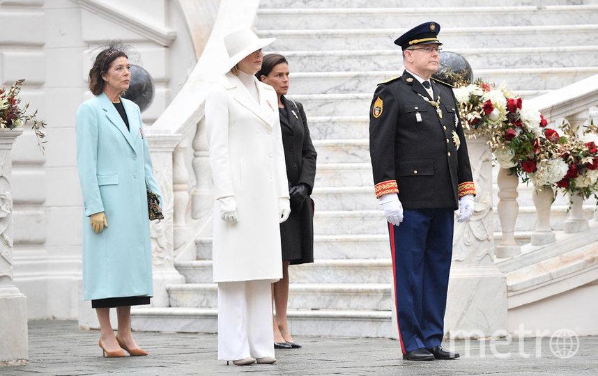 Национальный день Монако 19 ноября. Фото Getty