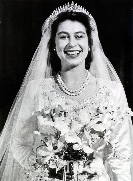 Тогда еще принцесса Елизавета. 1947 год. Фото Getty