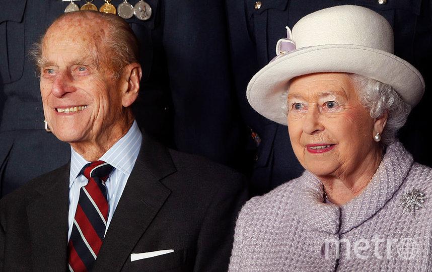 Королева и ее супруг. Фото Getty