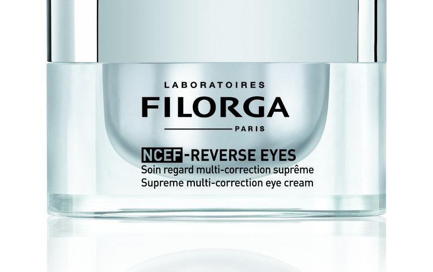 Крем для кожи вокруг глаз Filorga NCEF-REVERSE EYES. Фото предоставлено пресс-службами брендов