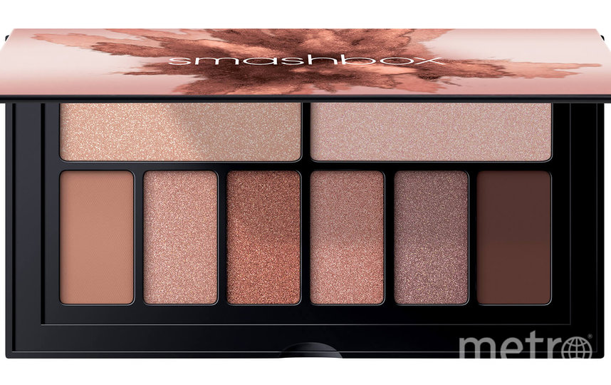 Палетка теней Smashbox Cover Shot. Фото предоставлено пресс-службами брендов