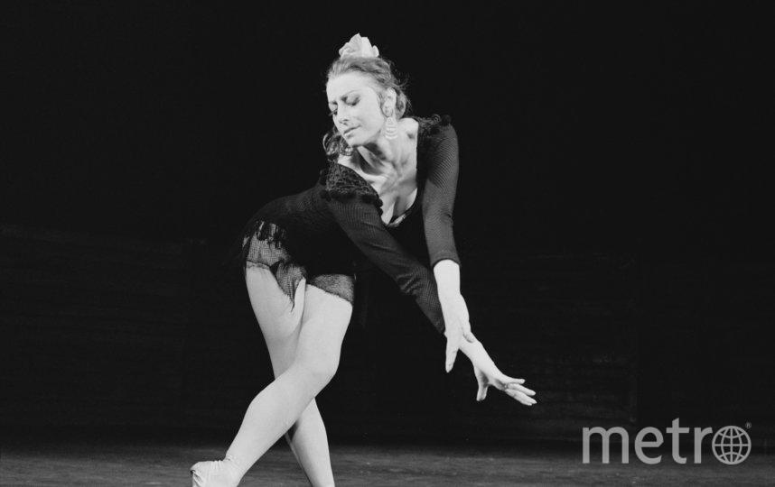 Майя Плисецкая. Фото Getty