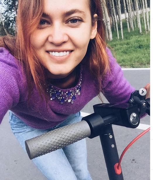 Анна Ануфриева, фотоархив. Фото скриншот www.instagram.com/annet_anufrieva/