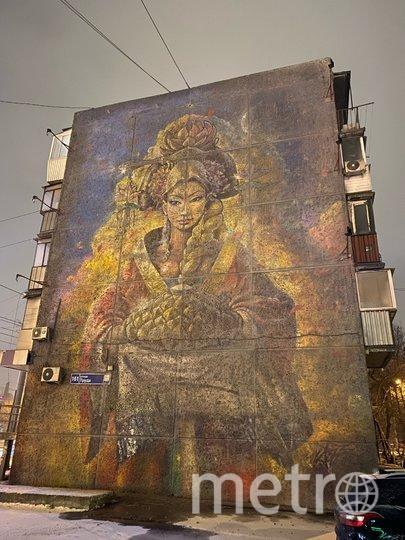 Картину отмыли, но она нуждается в реставрации. Фото vk.com/dkoltso