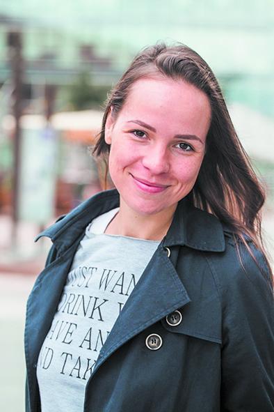 "Елена Мироненко, куратор проекта My cup, please в Москве. Фото предоставили герои статьи, ""Metro"""