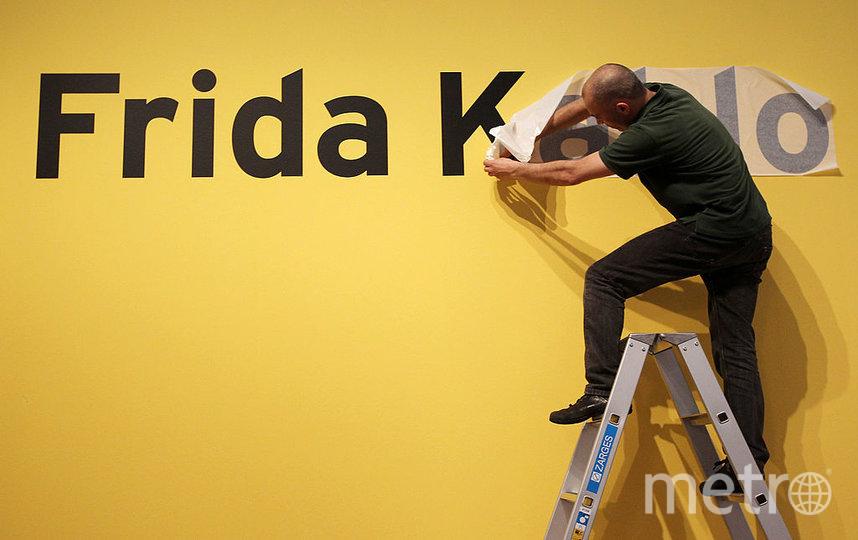Фрида Кало. Фото Getty