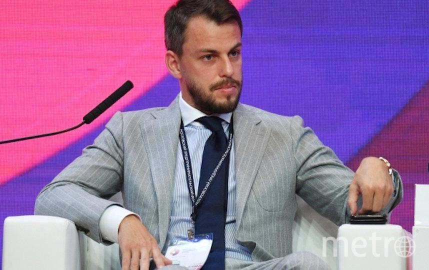 Илья Сачков. Фото РИА Новости