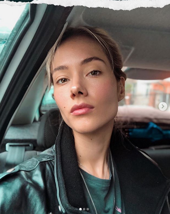 Юлия Паршута. Фото Скриншот Instagram: @parshoota