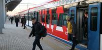 Подвижной состав поездов МЦД увеличат до 11 вагонов
