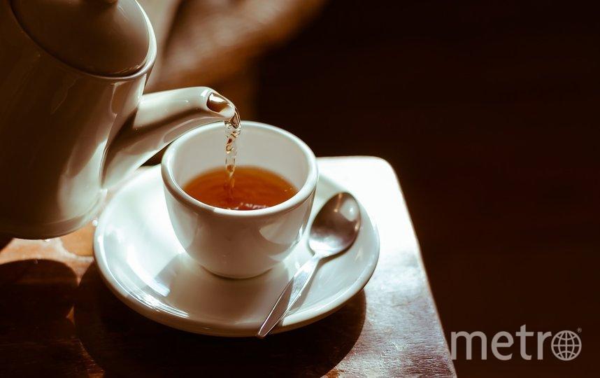 Чай. Фото pixabay.com