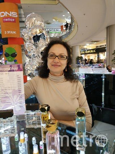 """Наталья, продавец-консультант, 52 года. Фото Наталья Сидоровская, """"Metro"""""""