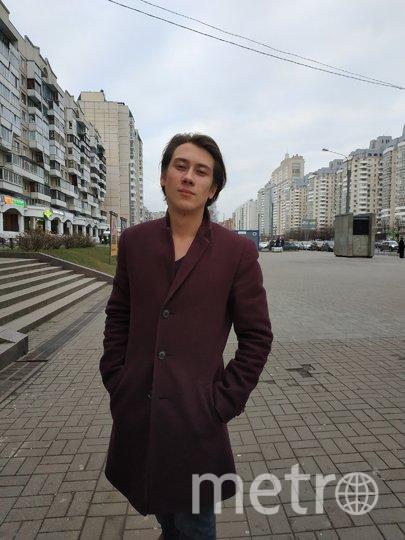 """Сергей, web-дизайнер, 25 лет. Фото Наталья Сидоровская, """"Metro"""""""