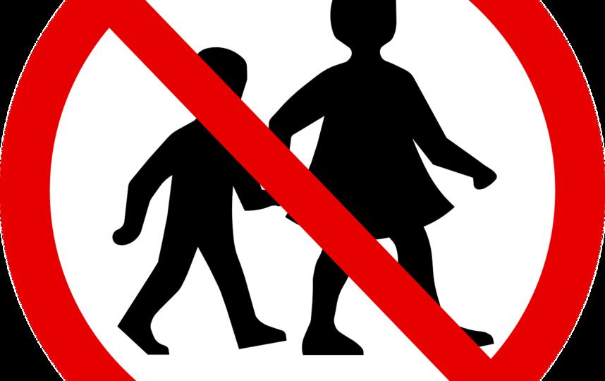 В последнее время концепция пространства, свободного от детей, набирает обороты. Фото pixabay.com