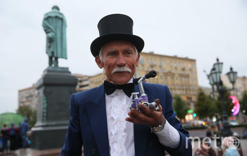 Сергей Дашевский в России. Фото Василий Кузьмичёнок