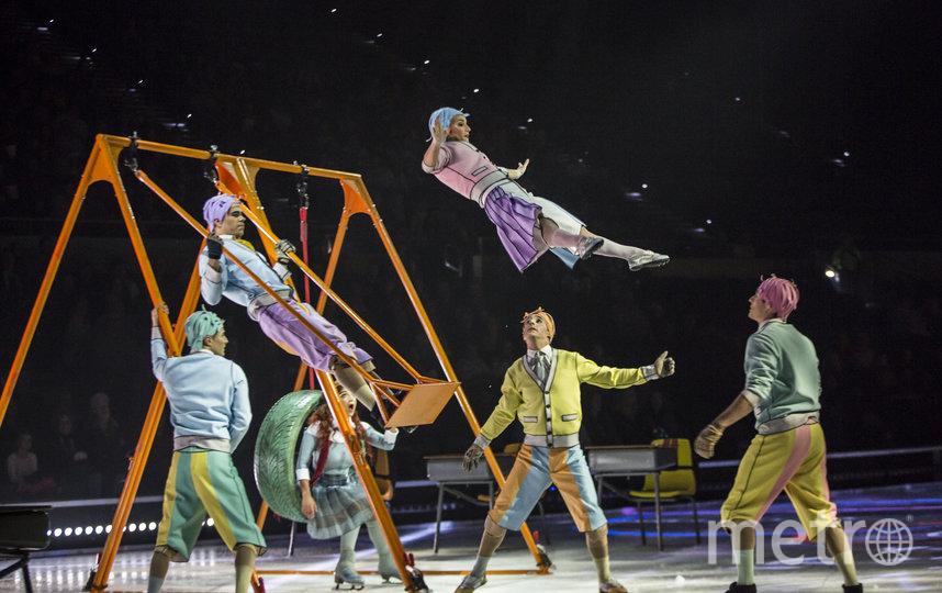 Cirque du Soleil приедет в столицу с новой – ледовой – программой. Фото Предоставлено организаторами