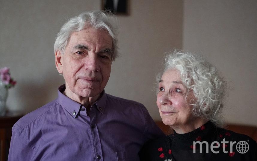 Родители Дмитрия Хворостовского: Александр и Людмила. Фото из семейного архива