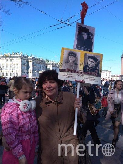 """Степанова Ираида Геннадьевна, мне 68 лет исполнилось 6-го ноября, а 11октября мы с мужем отметили Сапфировую свадьбу (45 лет вместе)! Фото """"Metro"""""""