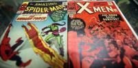 Самый первый комикс Marvel продали на аукционе за 1,26 миллиона долларов