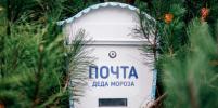 Почта Деда Мороза в парках Москвы будет работать до 8 декабря