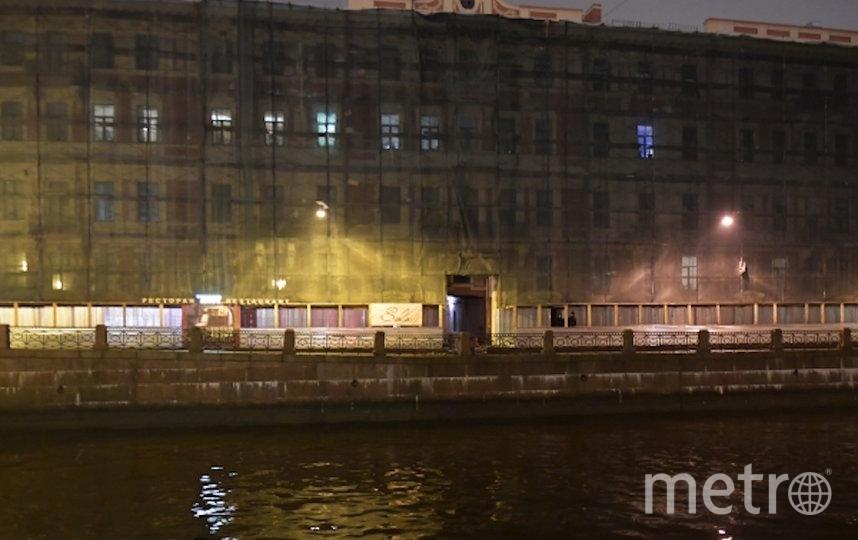 Дом, где проживал Олег Соколов. Фото РИА Новости