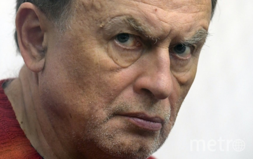 Олег Соколов на суде. Фото РИА Новости