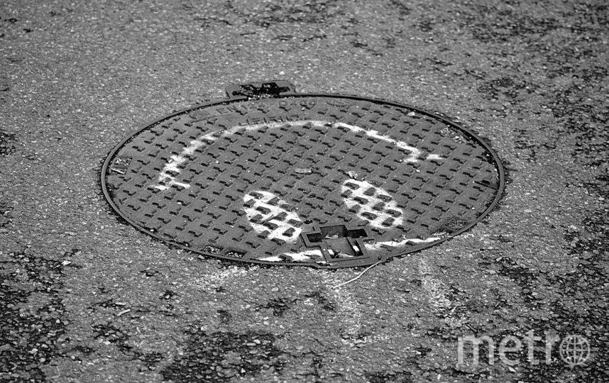 """В Петербурге поймали двух мужчин, сливающих химикаты в канализацию. Фото Pixabay , """"Metro"""""""