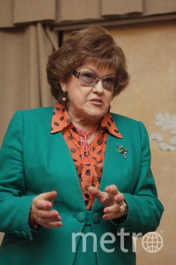 Людмила Вербицкая. Фото Интерпресс