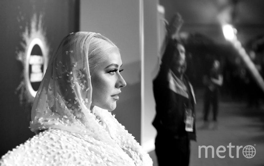 Кристина Агилера. Фото Getty