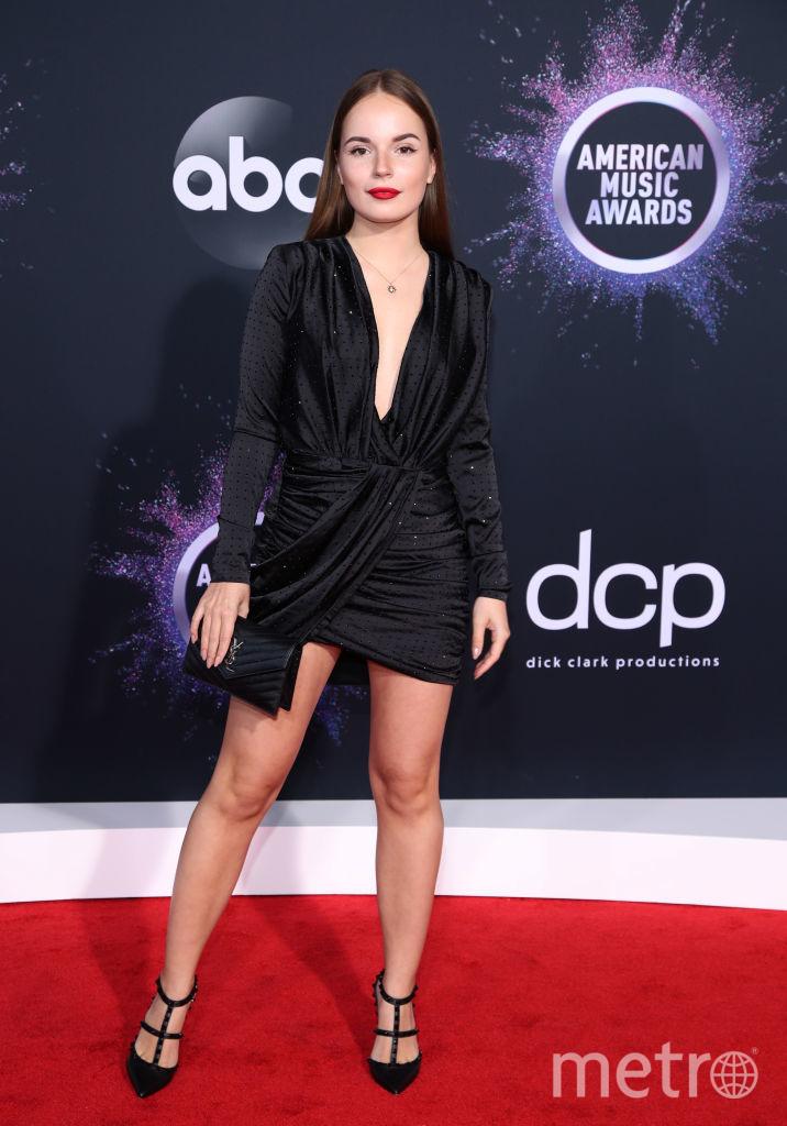 Саша Спилберг на American Music Awards-2019. Фото Getty