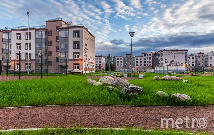 """Экологичное жильё – это не только природа за окном и уютные газоны, но в первую очередь – современные технологии в строительстве. Фото ГК «КВС» , """"Metro"""""""