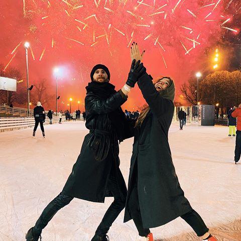 Парк Горького. Фото Скриншот Instagram/thepolezhaeva