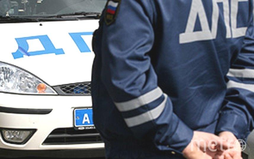 """Водитель авто, удиравший от полиции, подросток 2002 г.р. Фото """"Metro"""""""